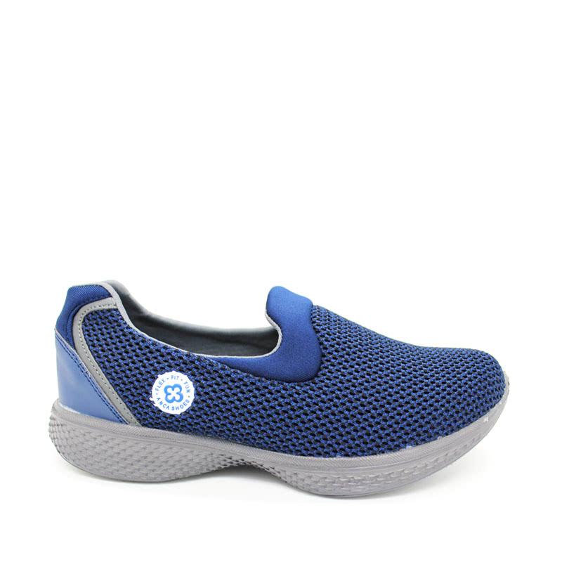Anca Slip On Shoes V91-4 Navy