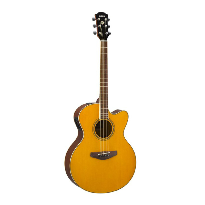 Yamaha Gitar CPX-600 Vintage Tint