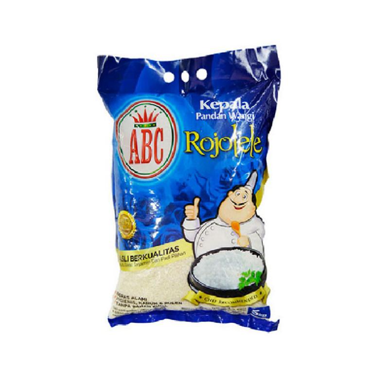 Abc Beras Pandan Wangi Rojolele 5 Kg