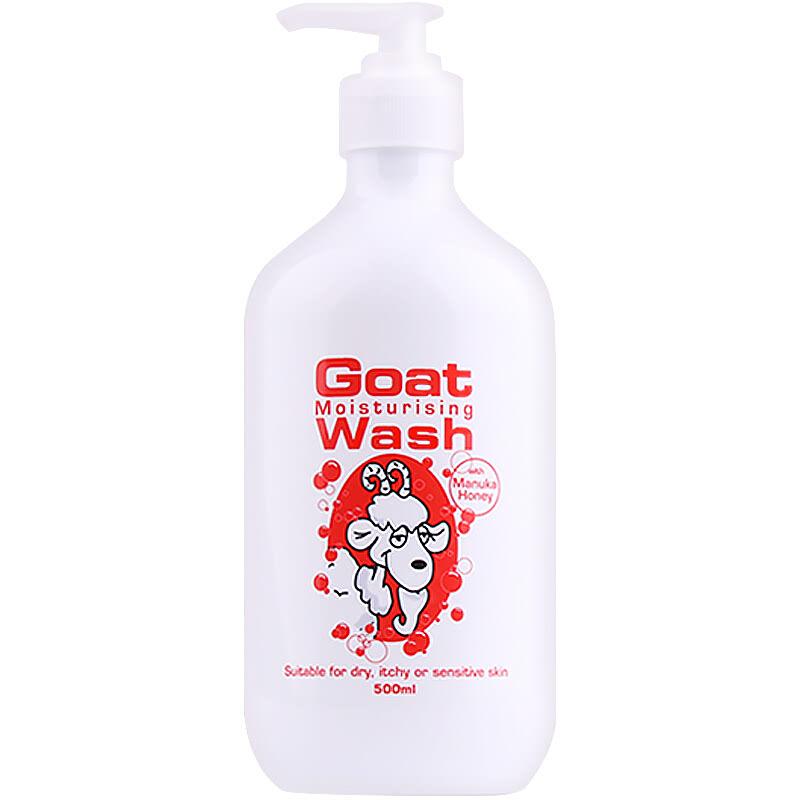 Core Metric Goat Body Wash Manuka Honey 500ml