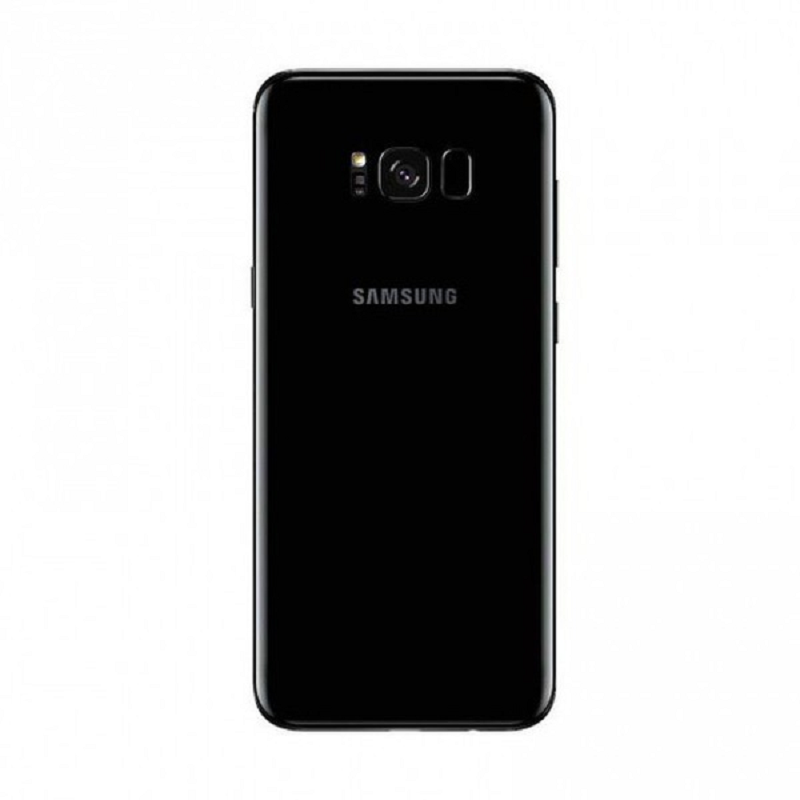 Galaxy S8 Smartphone - Midnight Hitam