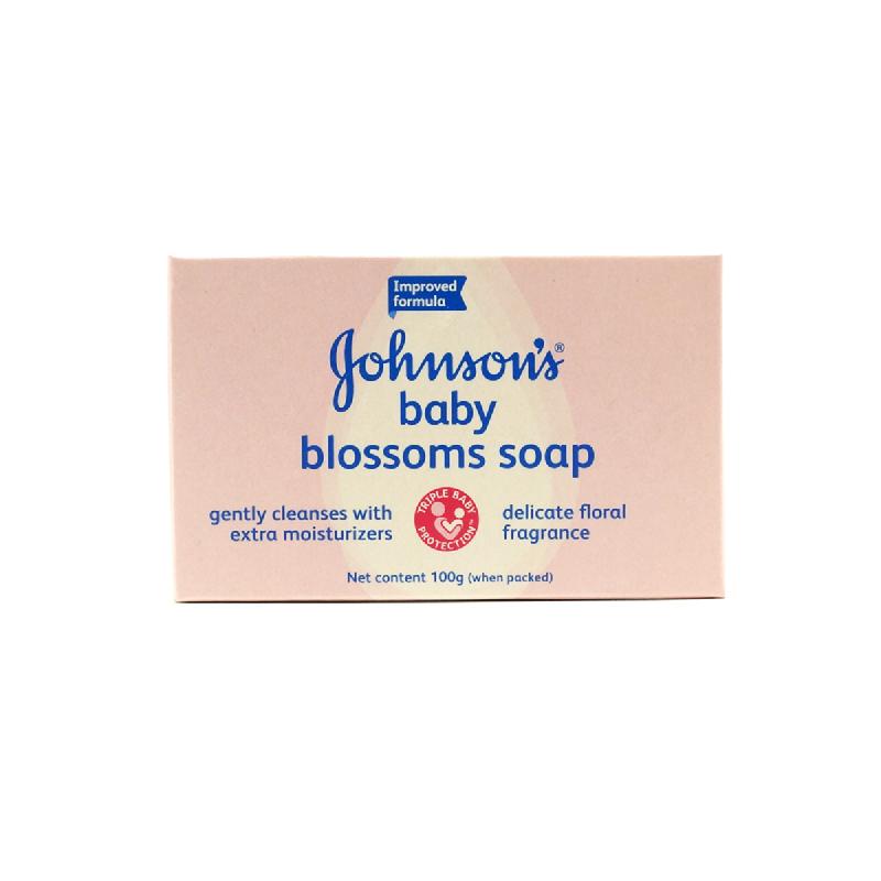 Johnsons Baby Sabun Mandi Blosooms 100 Gr