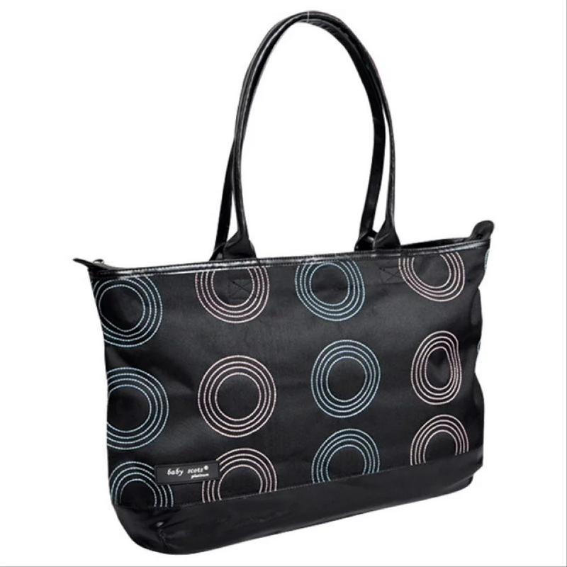Baby Scots Platinum Scots Mommy Bag 015MB015 Hitam
