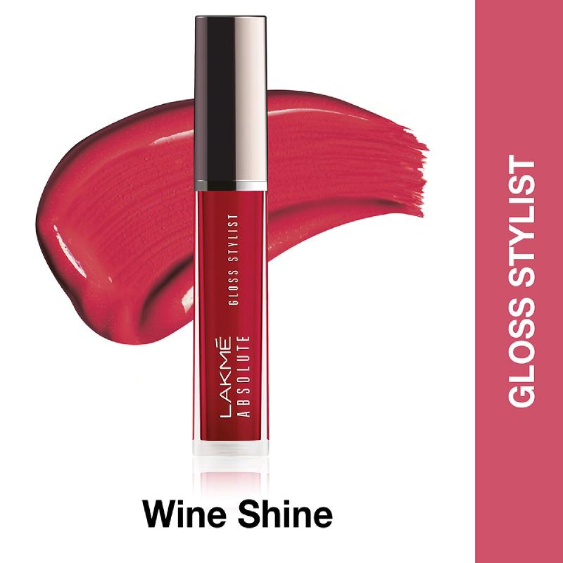Lakme Absolute Reinvent Gloss Stylist Wine Shine