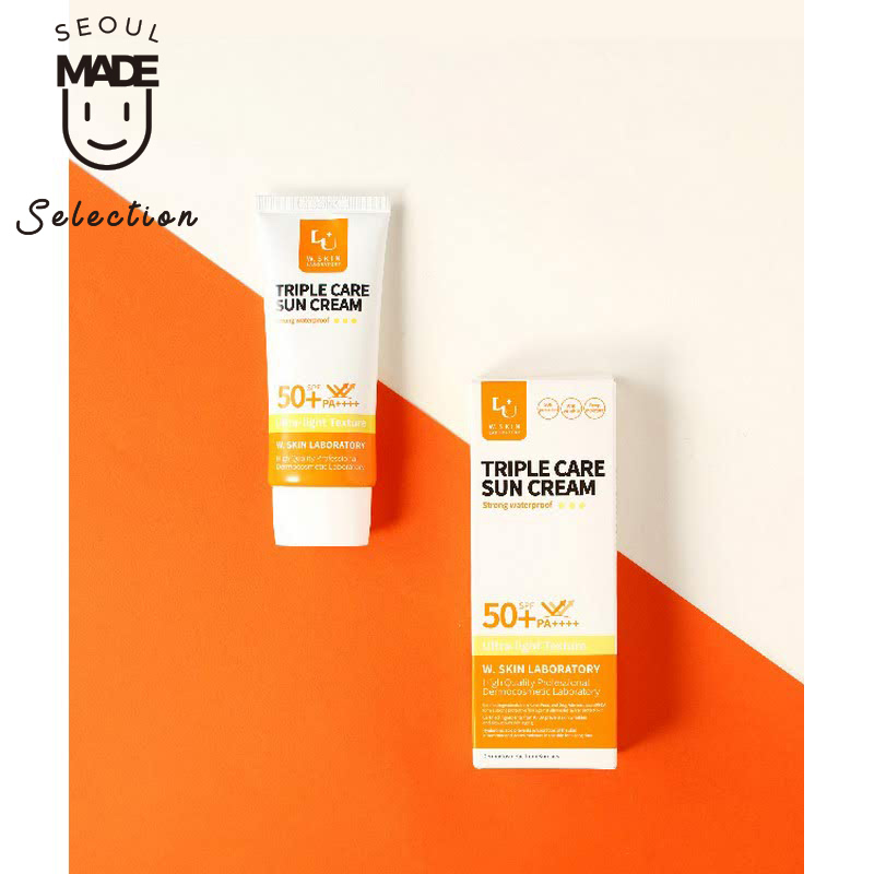 W.Skin Laboratory Triple Care Sun Cream (60ml)