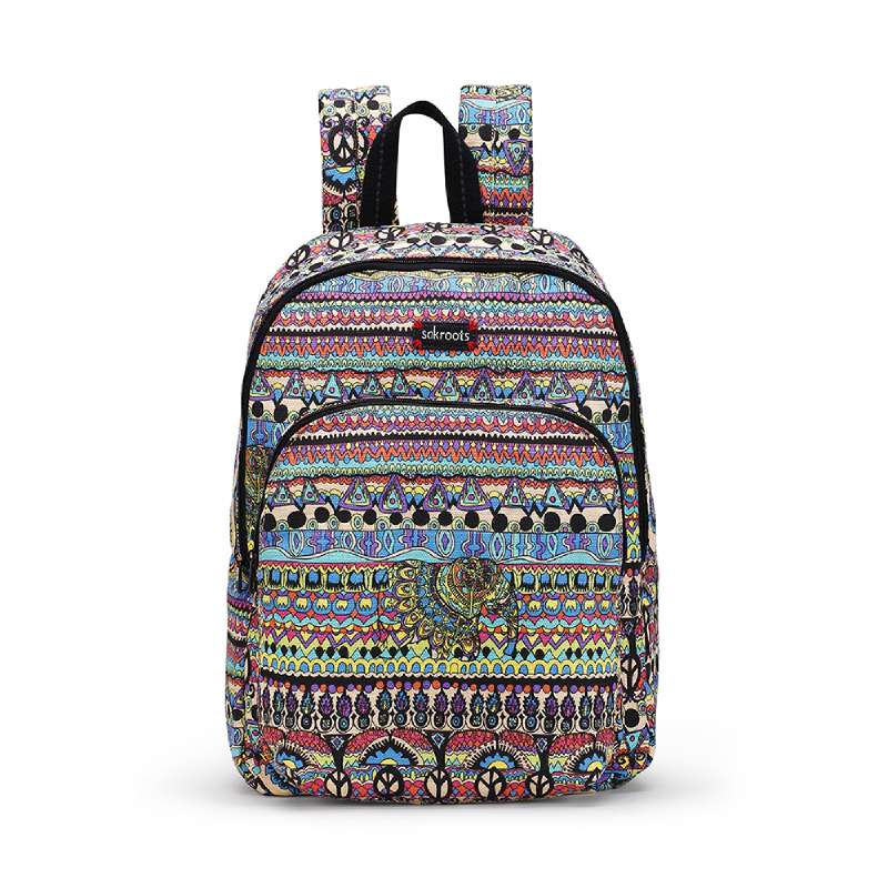 Sakroots Medium Backpackradiant One World