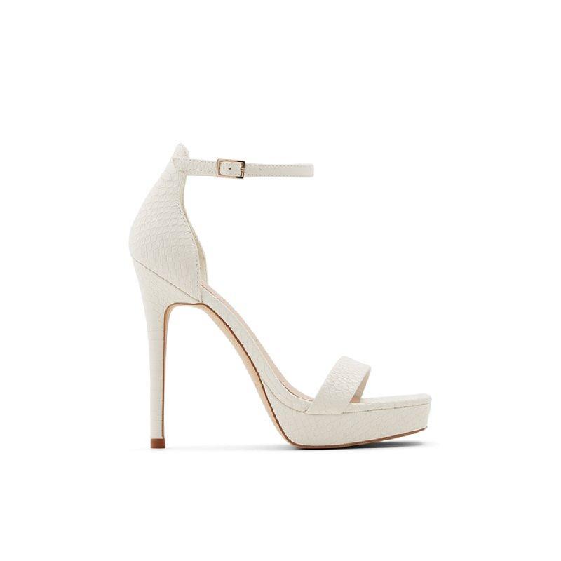 ALDO Ladies Footwear Heels SCARLETT-100-White