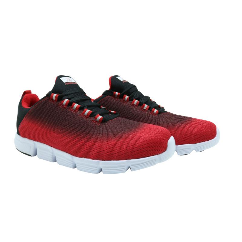 Precise Dexter 2 M Sepatu Pria - Red Black