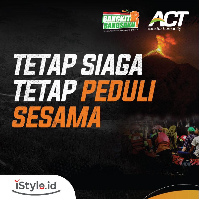 ACT - Bersama Atasi Bencana 100K
