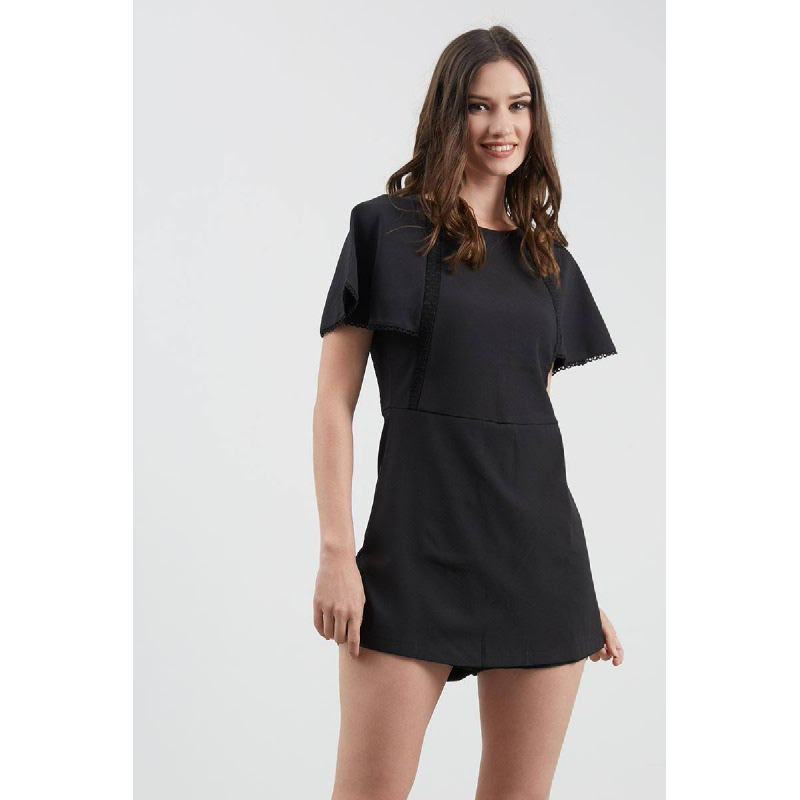 Gwen Eisleben Dress in Black