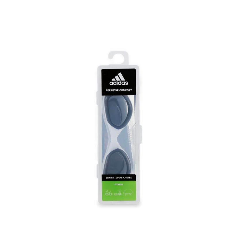 Adidas Swim Persistar Comfort Unisex Swimming Goggles - White