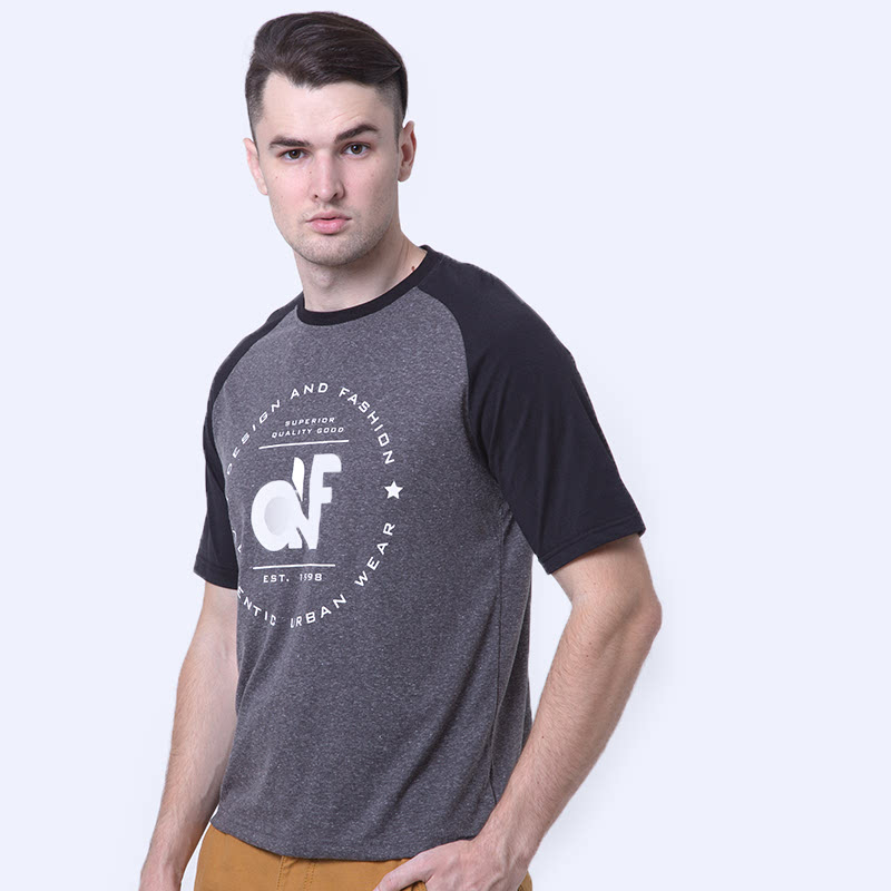 DF T-shirt-Gray  021037039
