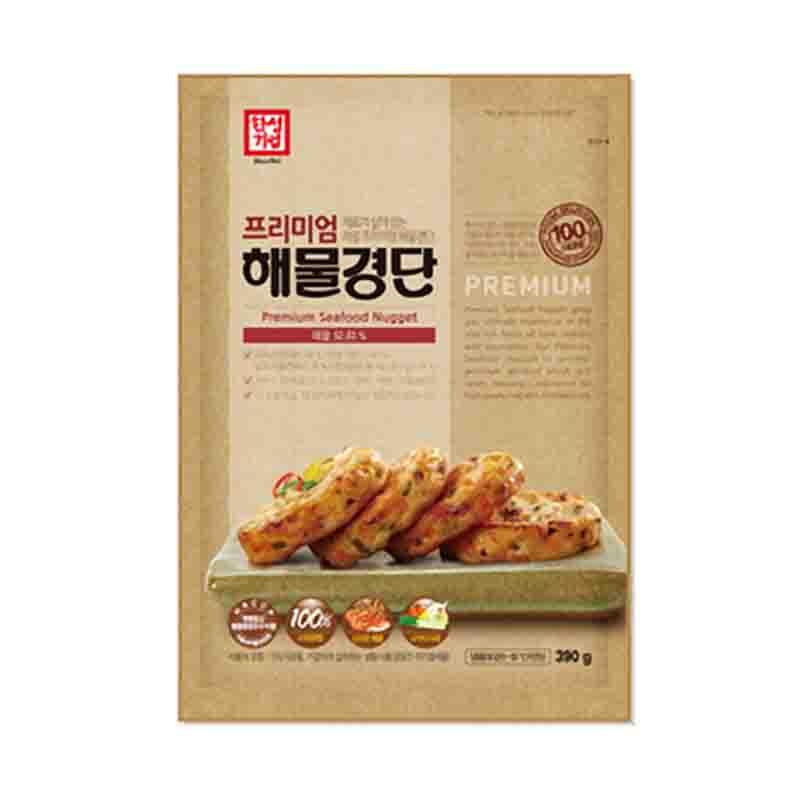 Hansung Premium Seafood Nugget 270 gr