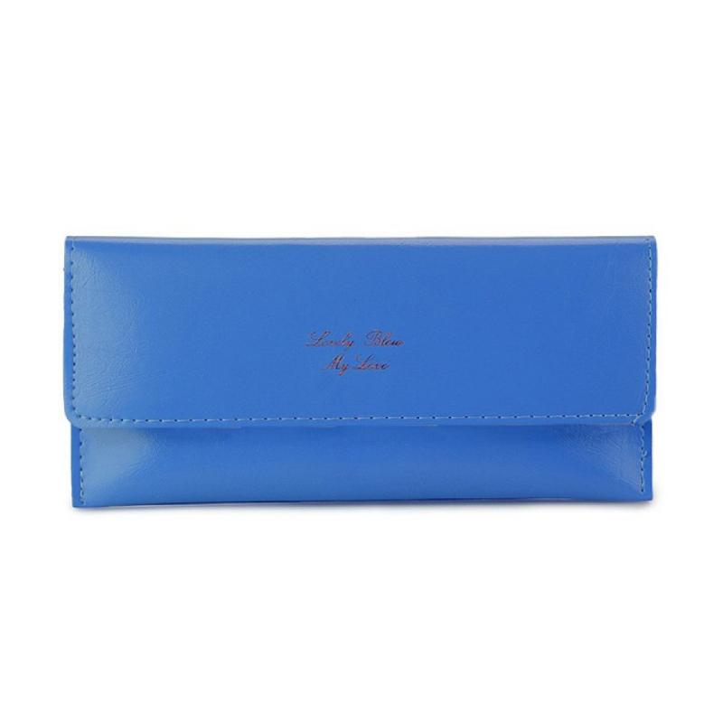 LnC Gevina Wallet - Blue