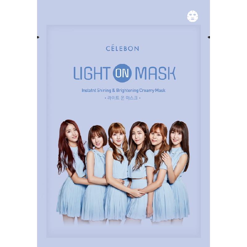 Celebon Light On Mask