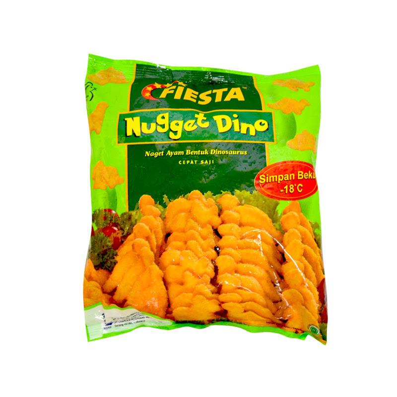 Fiesta Nugget Dino 500 Gr