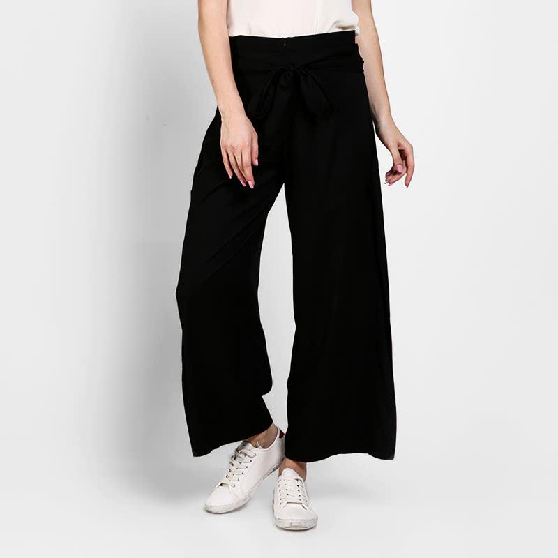 Basa Naja Long Pants Black