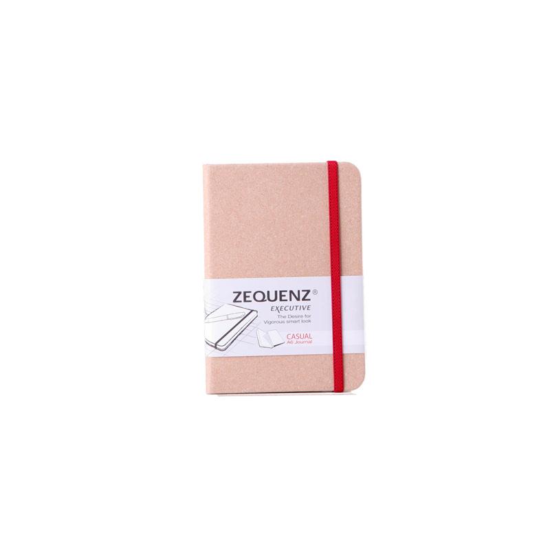 HighPoint Zequenze Notebook Hard Cover A6(S) Sand