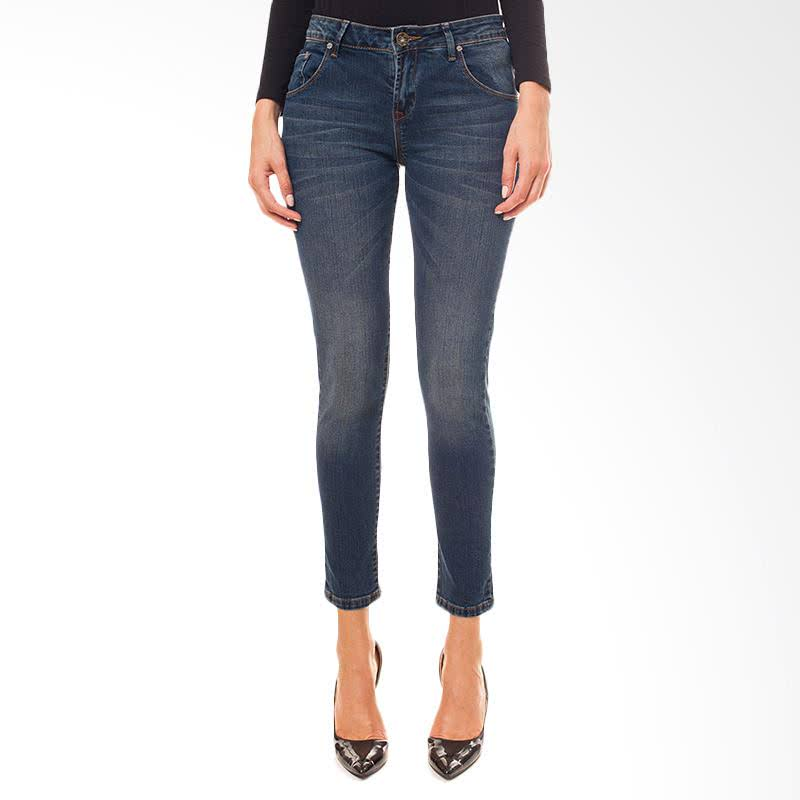 Ladies Jeans Wardhani - Blue