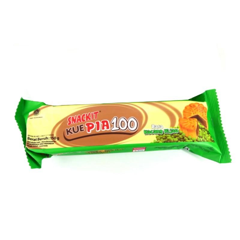 Kino Pia 100 Rasa Kacang Hijau150G