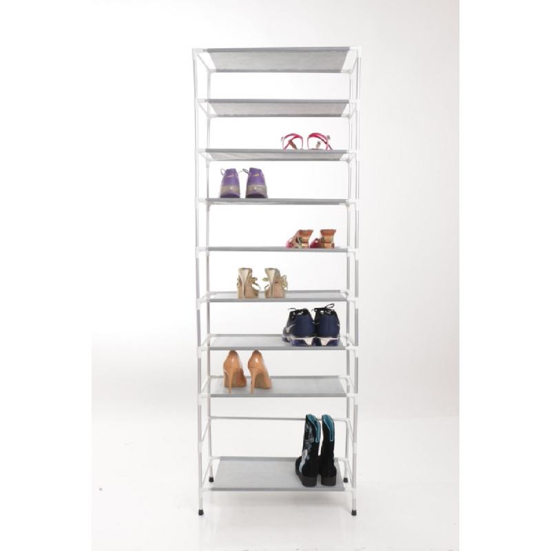 Anya Living Rak Sepatu + Laci 109  - Grey