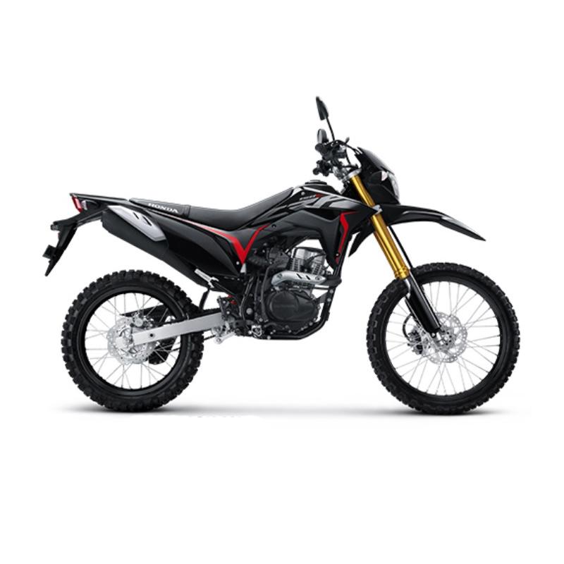 Honda CRF150L Extreme Black (Jabodetabek)