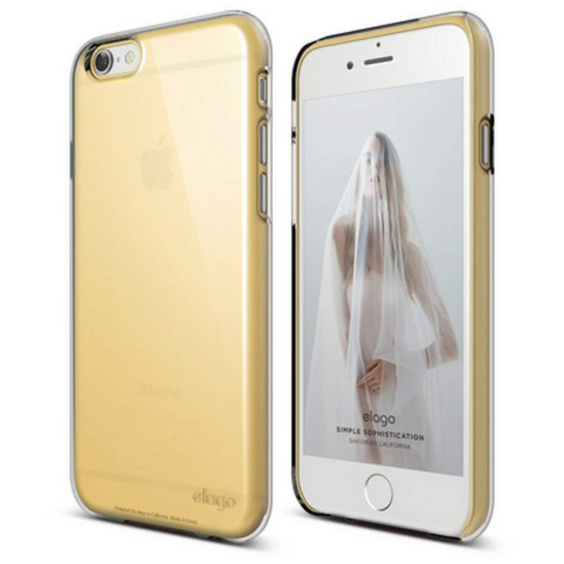 Elago Core Case for iPhone 6 - Creamy Yellow