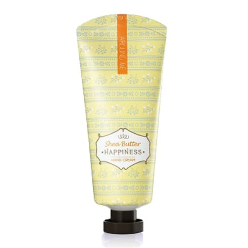 Around Me Happiness Hand Cream Shea Butter 60 Gr