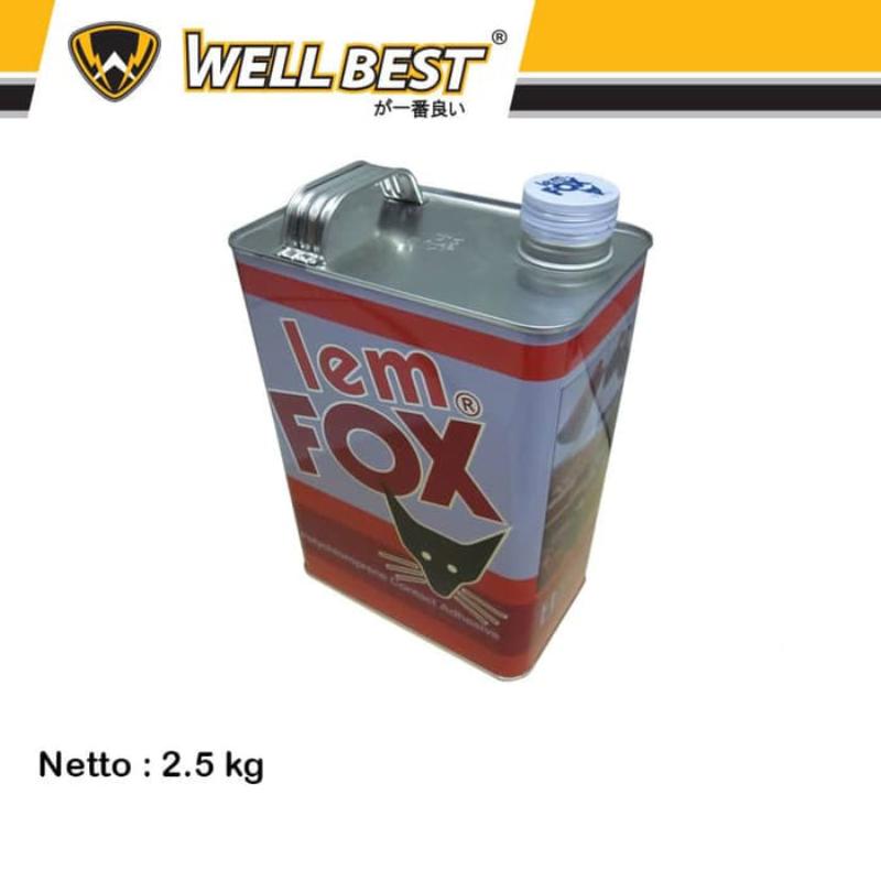 Fox Gallon 2.5 kg