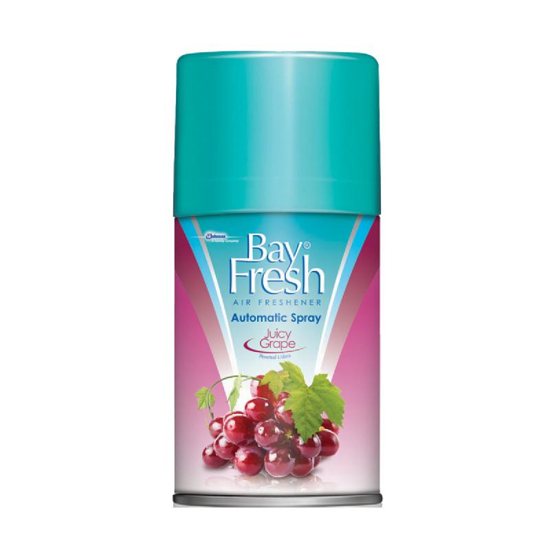 Bayfresh Automatic Spray Reffil Juicy Grape 1 Pcs