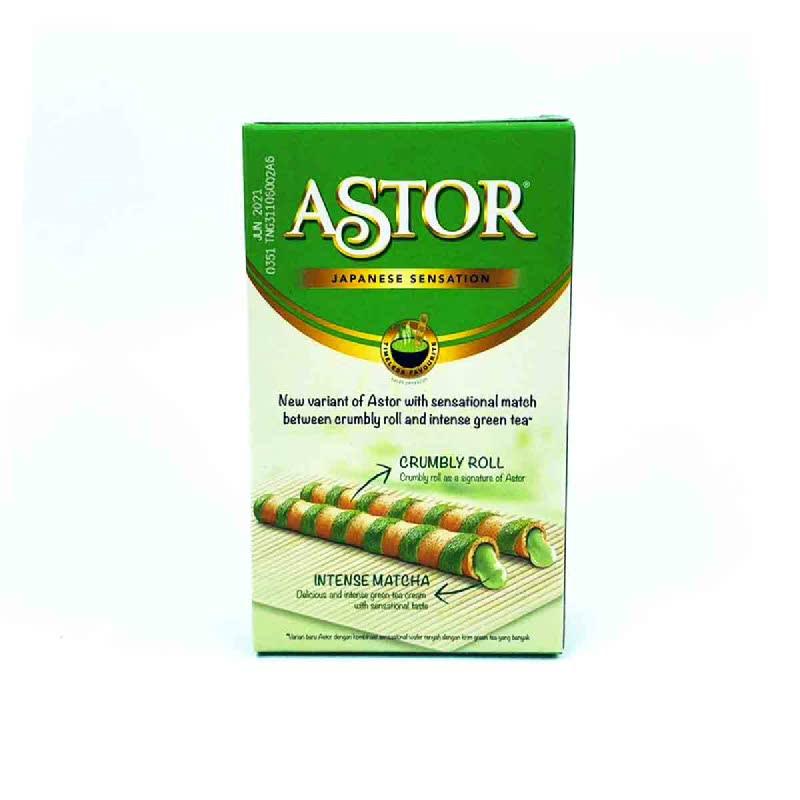 Astor Skinny Roll Kacang 50G