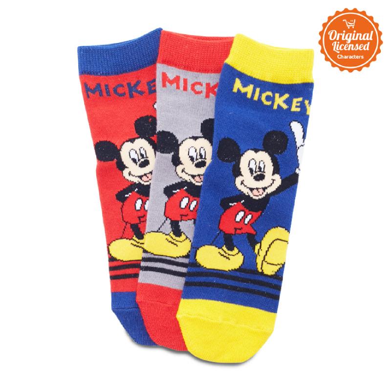 Mickey and Friends Sock Kids 5-8 Tahun NM6GA001