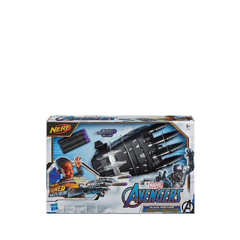 AVENGERS Power Moves Marvel Avengers Black Panther Power Slash - AVSE7372