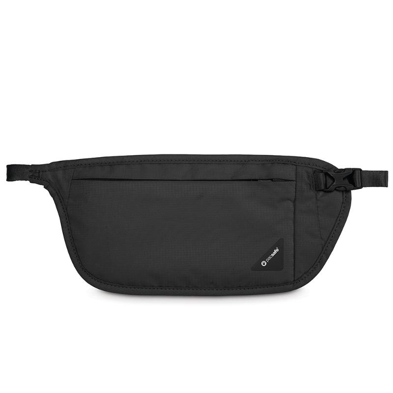 Pacsafe Coversafe V100 RFID Waist Wallet  BLACK