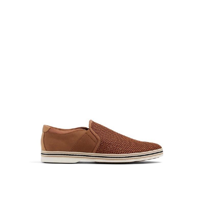 Aldo Men Sneakers Abruzzino-28 Cognac