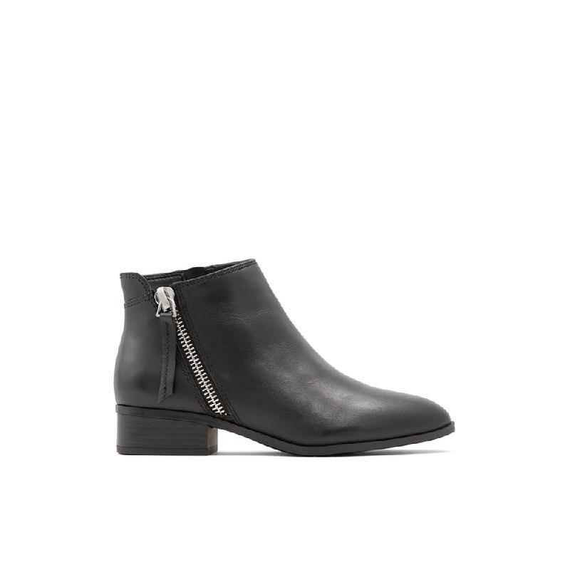 ALDO Ladies Footwear ANKLE BOOTS RERAVIA-004-Black