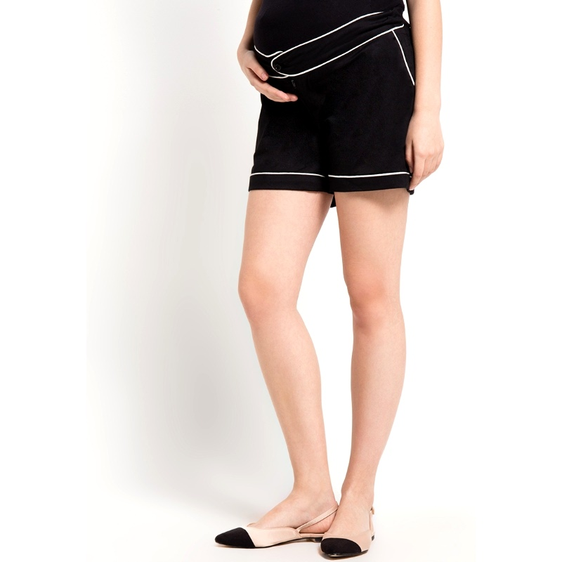 Chantilly Short Wh List-81007-One Size