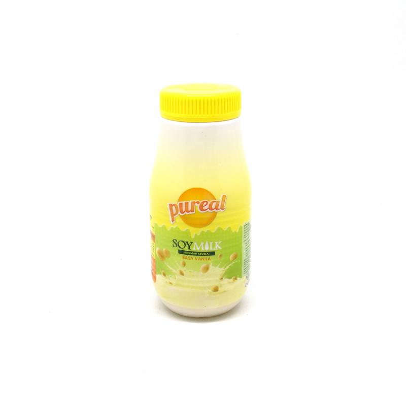 Pureal Soy Milk Vanila 250Ml