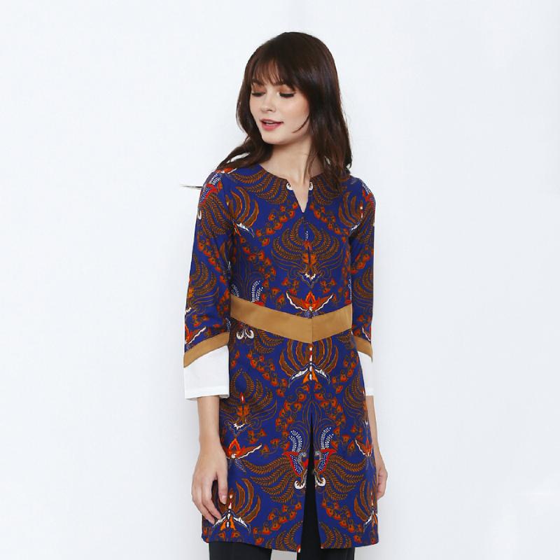 Asana Luaran Batik Puraseda Blue