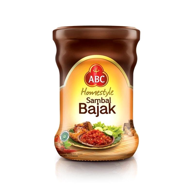 Abc Sambal Bajak Jar 190Ml