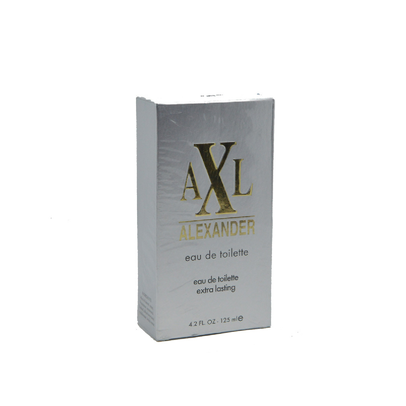 Axl Alexander Edt Silver 125 Ml