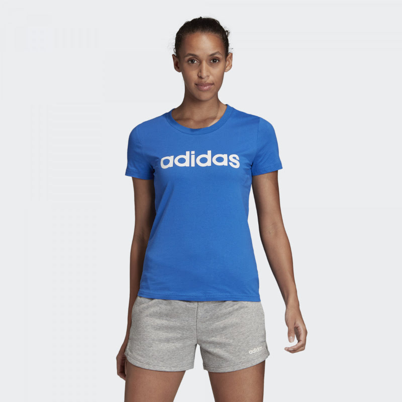 Adidas Essentials Linear Tee FM6425