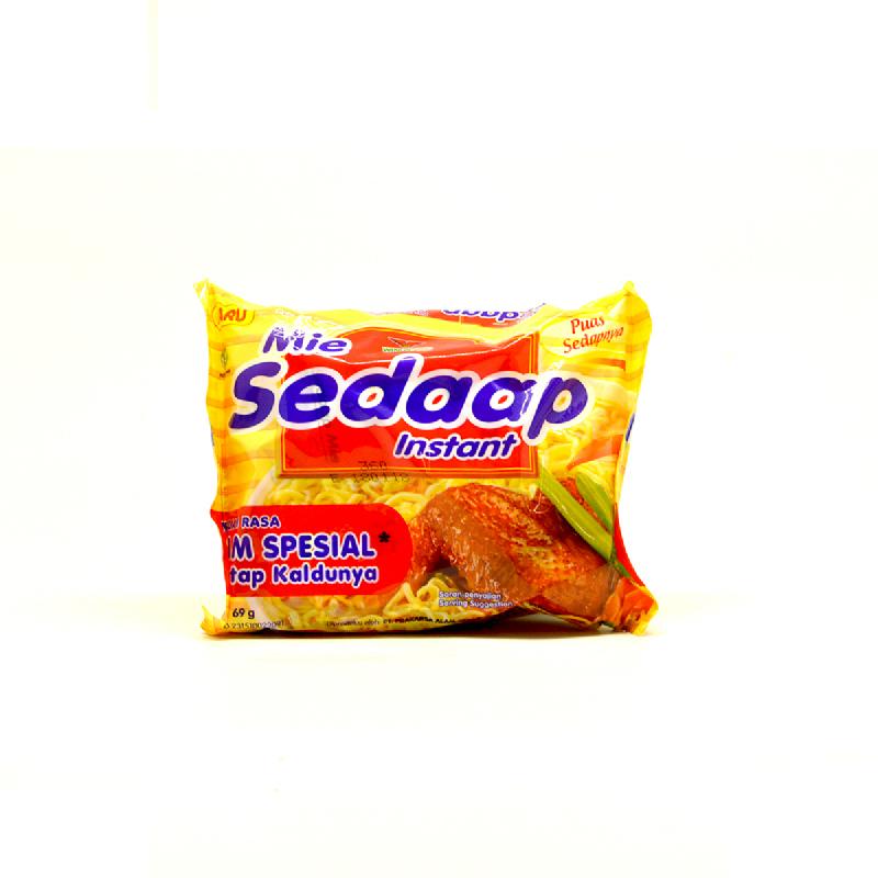 Mie Sedaap Mie Instan Ayam Special 69 Gr