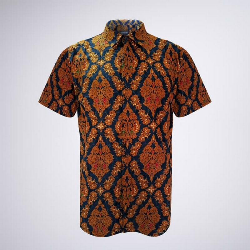 Arthesian Kemeja Batik Pria  Izan Batik Printing