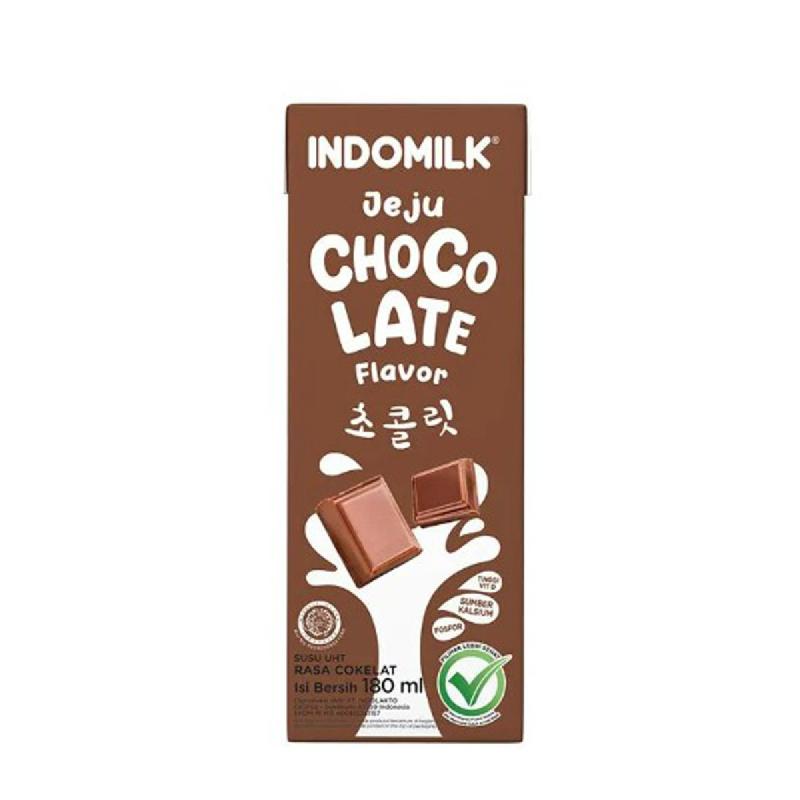 Indomilk Uht Reguler Choco  190 Ml