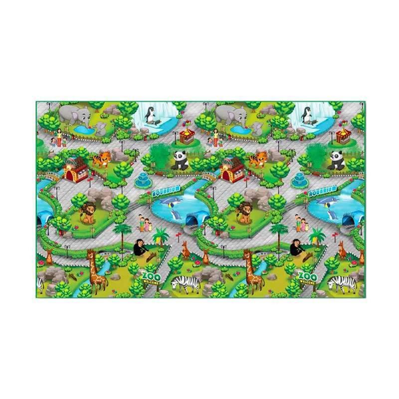 3DUplay Zoo Smart Playmat [200 x 120cm]