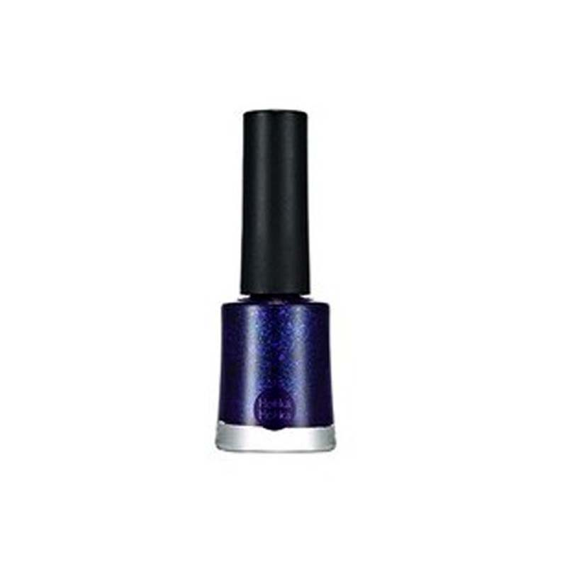 Glitter Nails 03 Midnight Violet