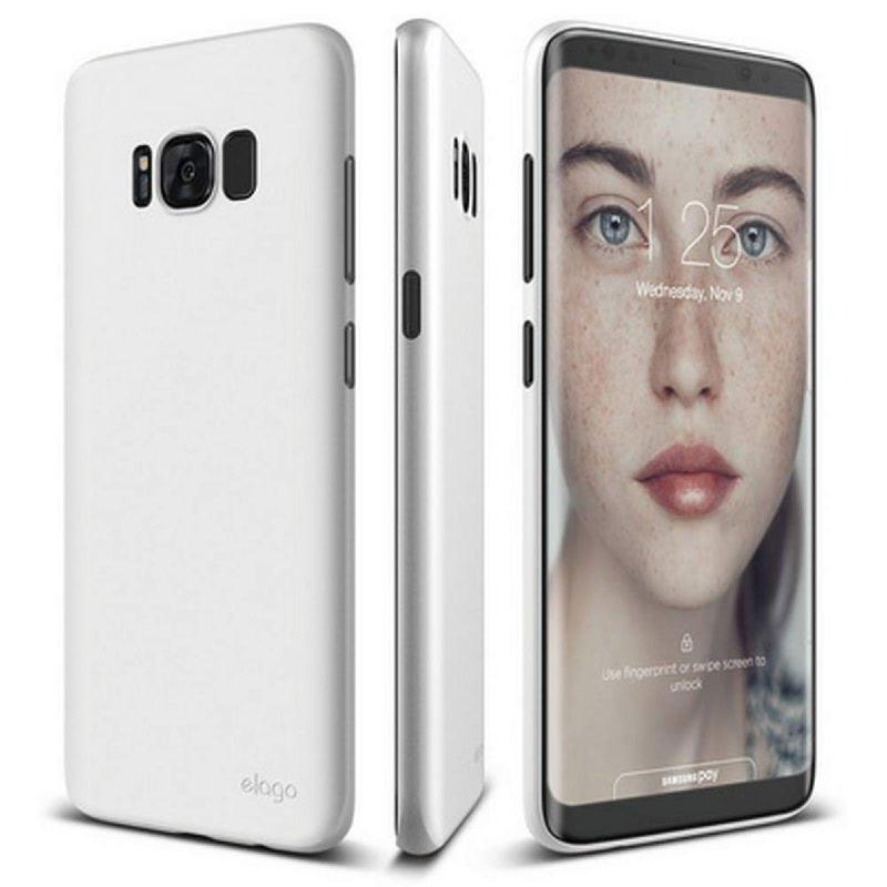 Elago Galaxy S8 Plus Origin Case - White