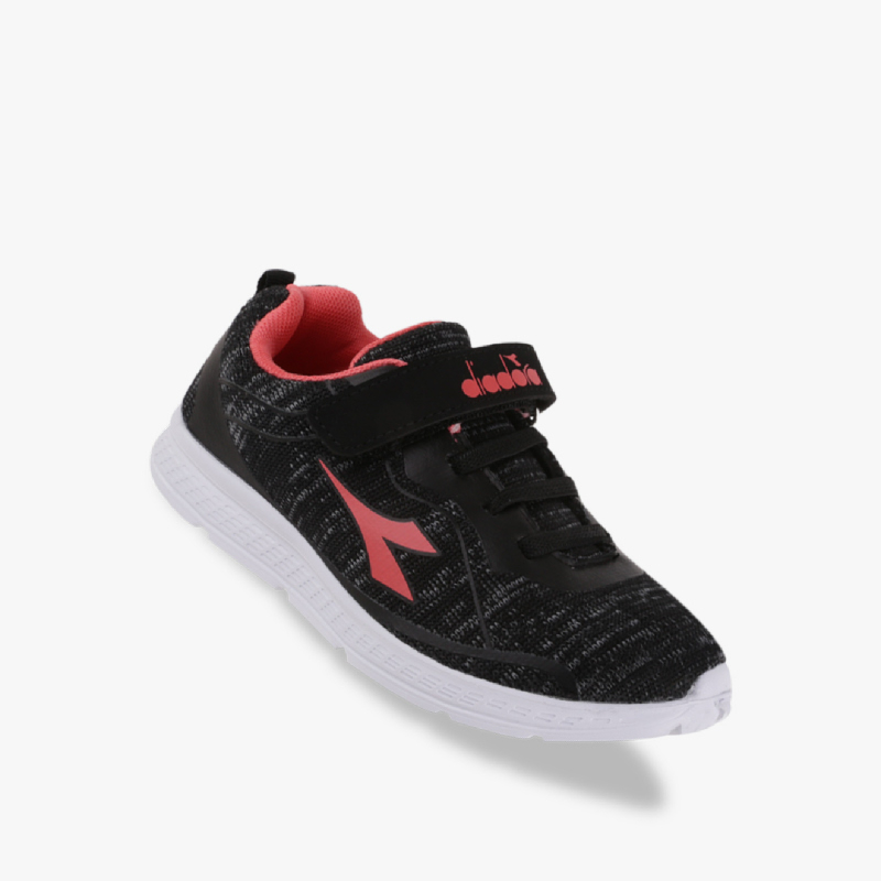 Diadora Geremia Girl Sneakers Shoes Black
