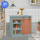 Livien Furniture Lemari Dapur Celine Blue